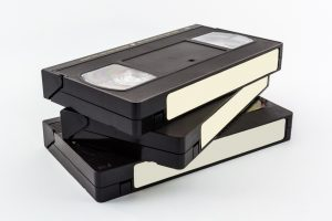 VHS Tapes Need to be converted to digital files